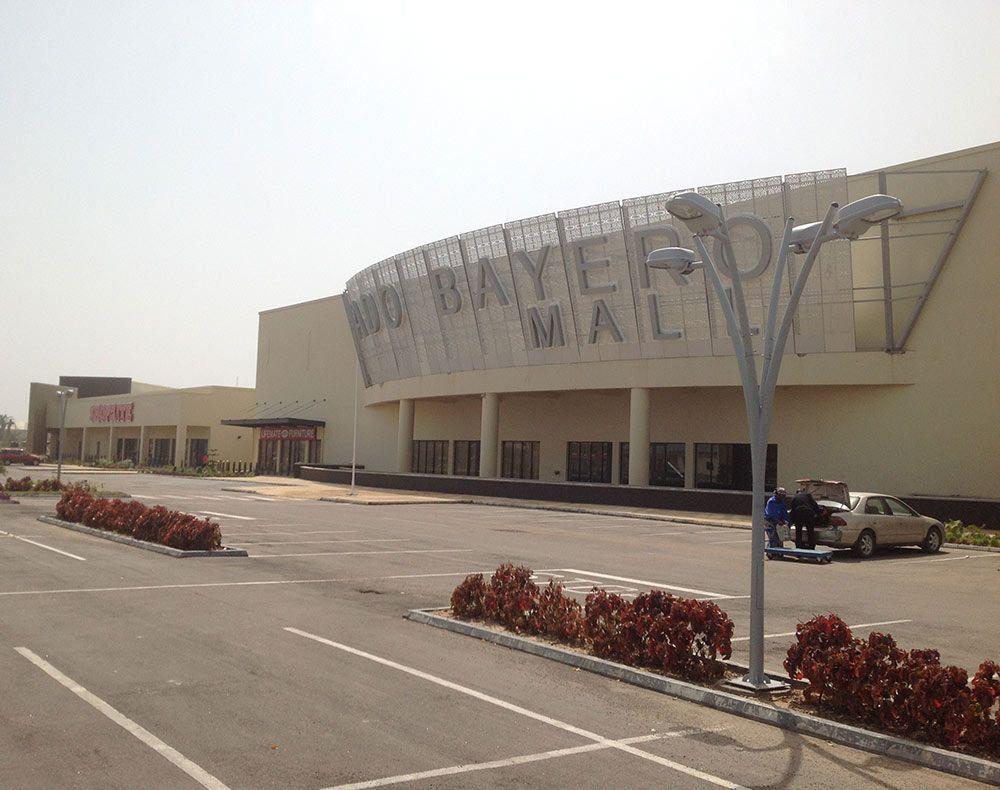 Image result for ado bayero shopping mall