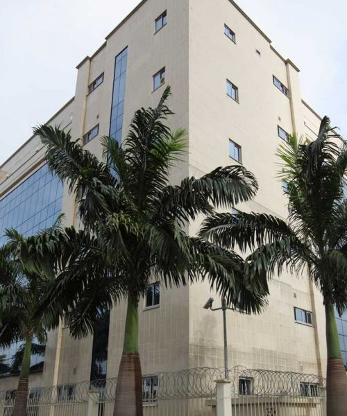 Nuel Ojei Holdings Head Office