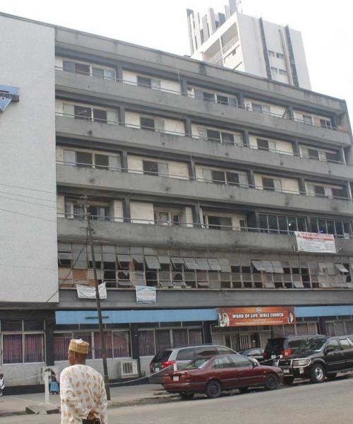 YMCA Building, Lagos